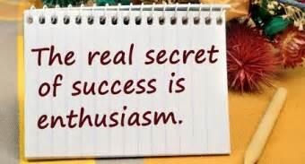 #1 Desired Trait?ENTHUSIASM!